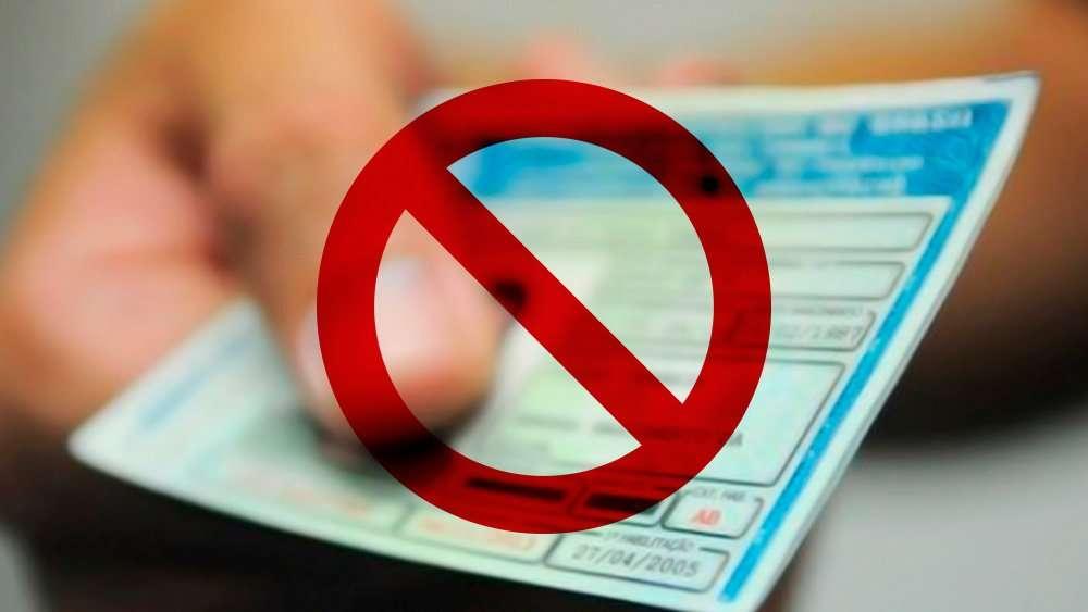 Imagem para ilustrar o texto sobremsuspensão do CNH